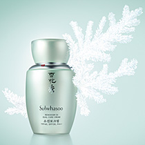 Hinoki Cypress Polysaccharide protects the skin from external heat   and mume fruit extracts relieve internal heat to prevent aging.   Korean Red Ginseng Saponin eliminates the scar of aging caused by   heat and Hedyotis extracts prevent dullness to leave the skin lively   and bright all day long.